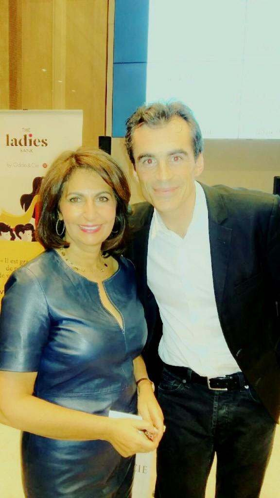 The Ladies Bank, Raphaël Enthoven, Valérie Hoffenberg