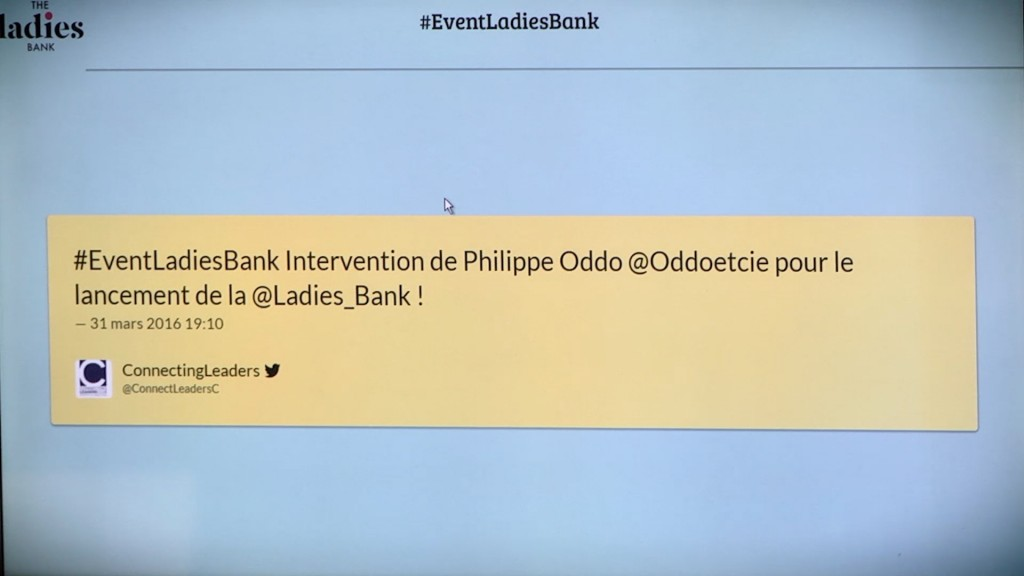 tweet-wall-the-ladies-bank